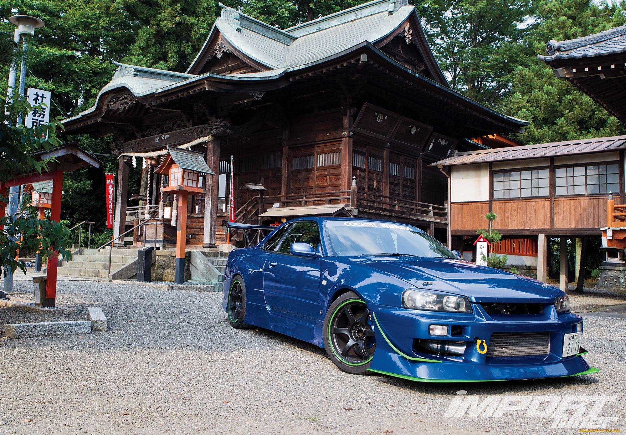 красивые машины в японии фото кусочек реальности